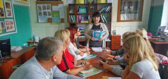 Методичне об'єднання керівників гуртків відділу образотворчого та декоративно-ужиткового мистецтва