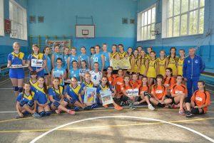 1-Регіональний турнір по волейболу серед дівчат 2003-2004 років народження