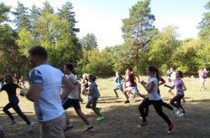 День спорту Слов'янський курорт