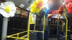 Троллейбус День захисника України