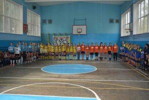 Турнір по волейболу м.Маріуполь-3