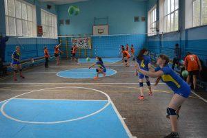 Турнір по волейболу м.Маріуполь-8