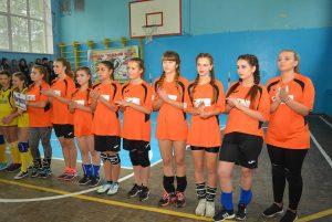 Волейбольна команда Мангушський район