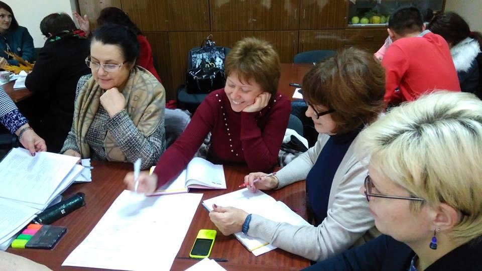 Всеукраїнська школа методиста ПНЗ
