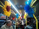 Задоволенні пасажири