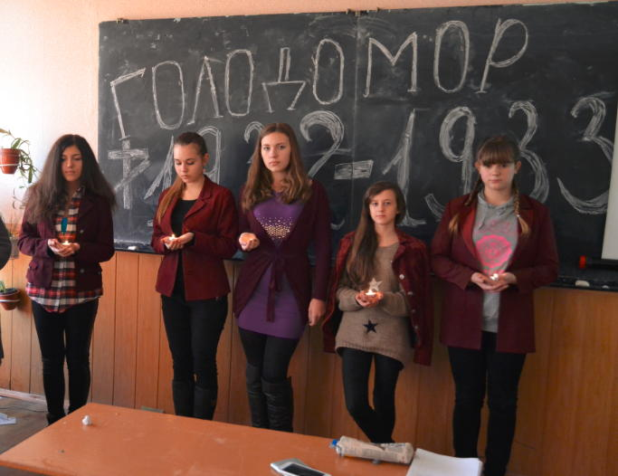 День пам'яті жертв голодомору2
