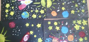 Маленькі астрономи