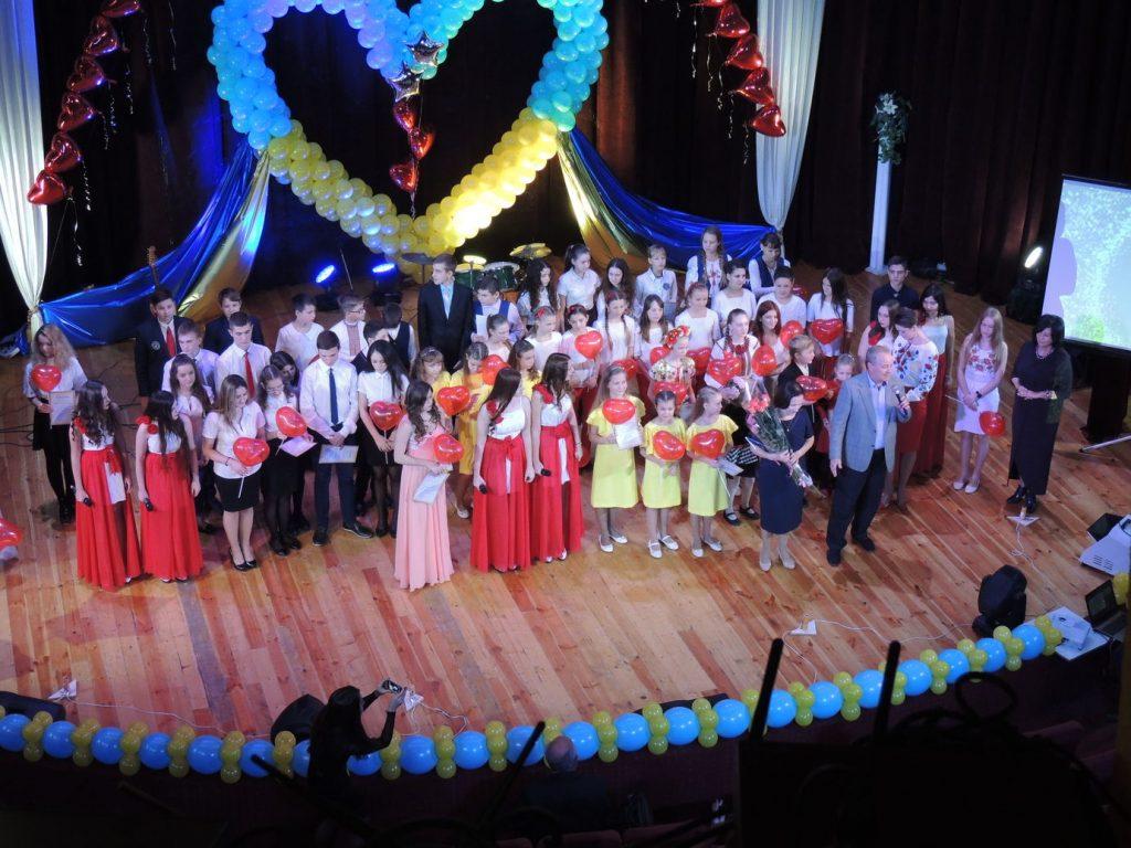 """Гала-концерт """"З Україною в серці"""" у м. Маріуполь"""