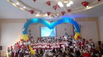 Гала-концерт З Україною в серці у м. Слов'янськ