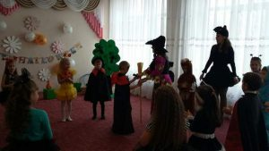 Halloween ДНЗ №37 м. Миколаївка(6)