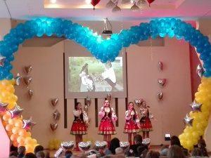 Квартет Зоряночка (Червона калина) - Гала-концерт З Україною в серці у м. Слов'янськ