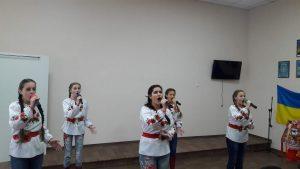 Народний вокальний ансамбль Червона калина на обласному етапі Сурми звитяги