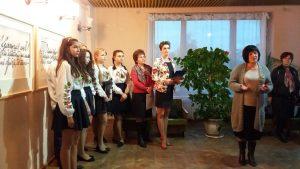 Відкриття виставки до 200-річчя з Дня народження поета-романтика М.М.Петренка