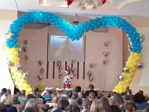 Вікторія Чуприна - Гала-концерт З Україною в серці у м. Слов'янськ
