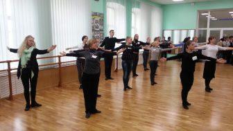 Обласний семінар-практикум з хореографії Маріуполь