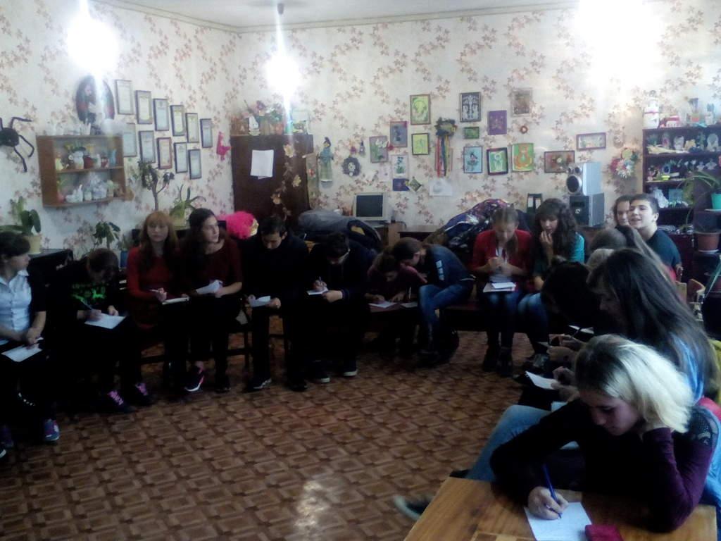 учнівське самоврядування Олександрівського району