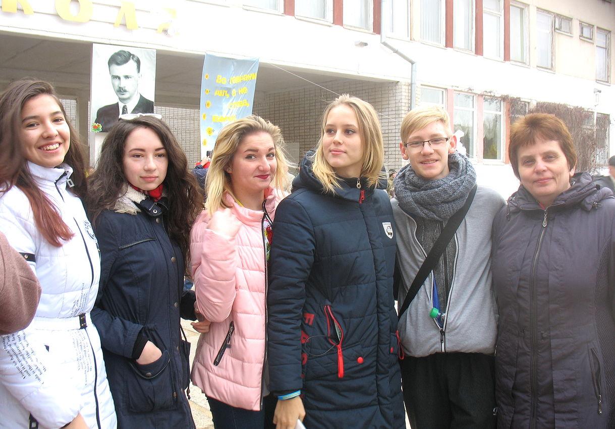 Ольжичевічитання м. Миколаїв