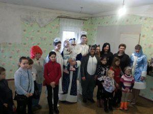 Фото з дітьми у Майорську-2