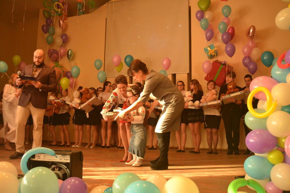 Гала-концерт Повір у себе! у м.Слов'янськ
