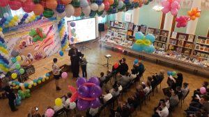 Конкурс-виставка робіт з декоративно-ужиткового та образотворчого мистецтва дітей з інвалідністю Ми усе можемо! (нагородження)