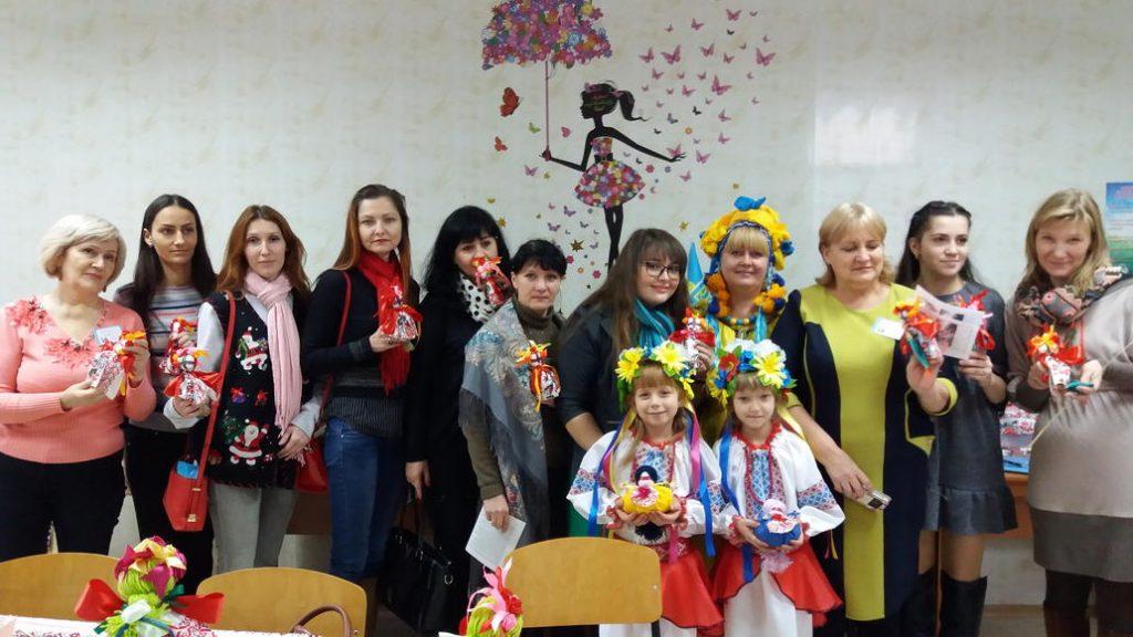 Обласний семінар-практикум з декоративно-ужиткового мистецтва (майтер-класи)