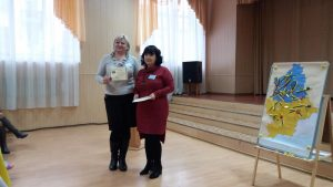 Обласний семінар-практикум з декоративно-ужиткового мистецтва (нагородження)