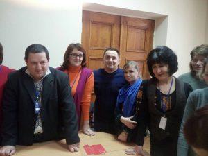 Секція на форумі українських патріотичних справ «Ми - українці»