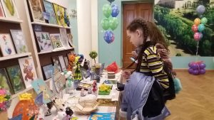 Відбувся Конкурс-виставка робіт з декоративно-ужиткового та образотворчого мистецтва дітей з інвалідністю Ми усе можемо!