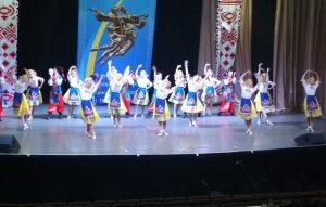 Виступ ансамблю ''Усмішка'' на фестивалі ім. П.Вирського (м. Київ)_07
