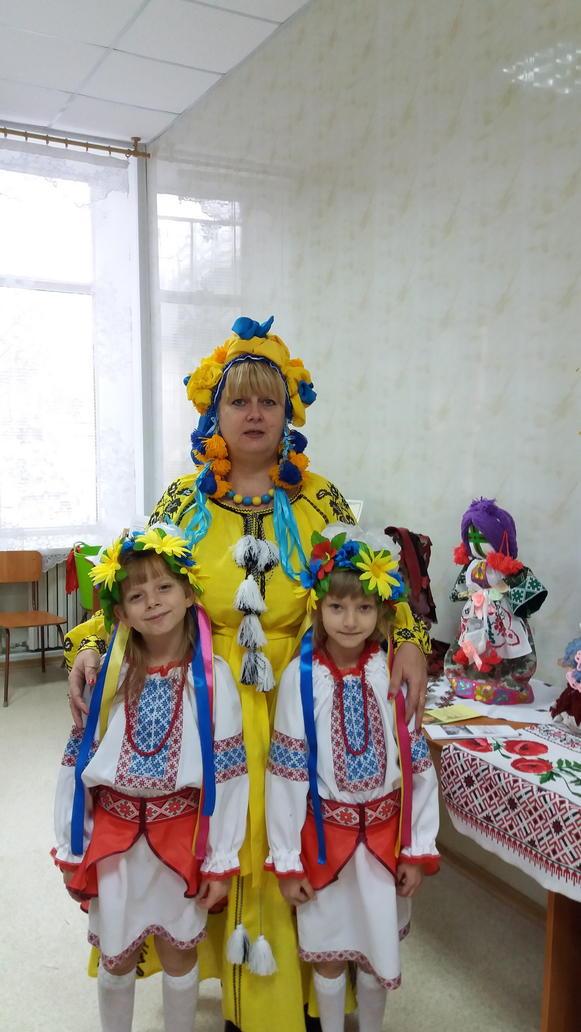 Ятченко В. М. з вихованцями