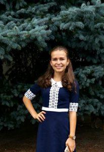 Донцова Ольга - голова комітету з питань прав дитини