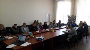 Методичне об'єднання керівників гуртків гуманітарно-науково-технічного відділу_