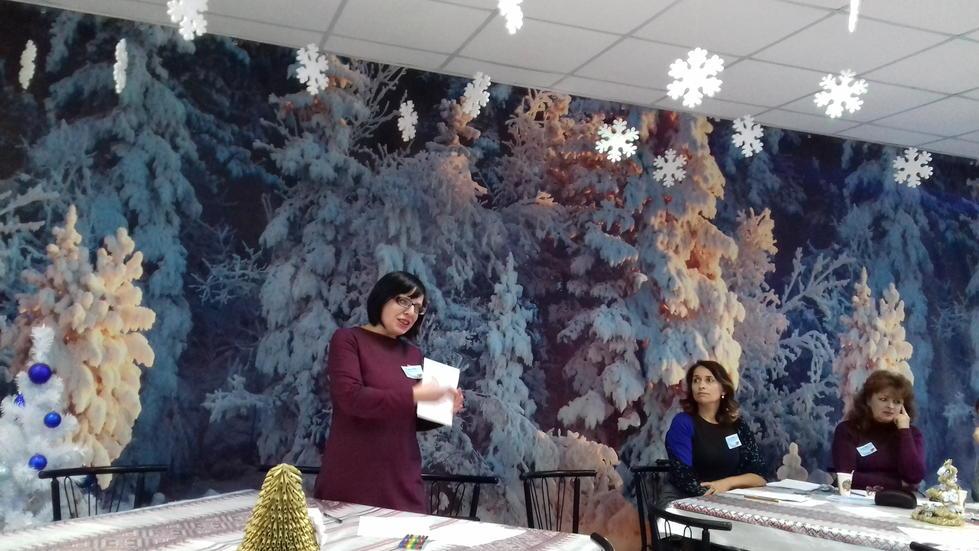 Семінар художньо-естетичного напряму у м.Маріуполь