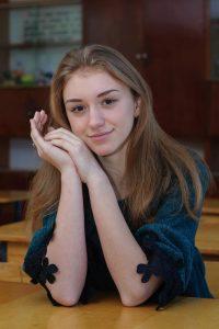 Синельникова Анастасія - член PR-комітету