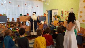 Святий Миколай у Слов'янську