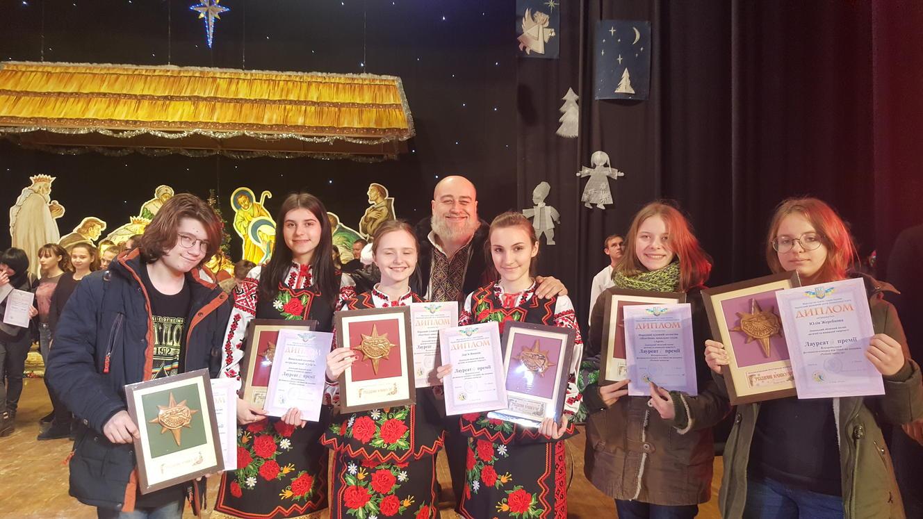 Всеукраїнський фестиваль-конкурс «Різдвяні канікули»-0