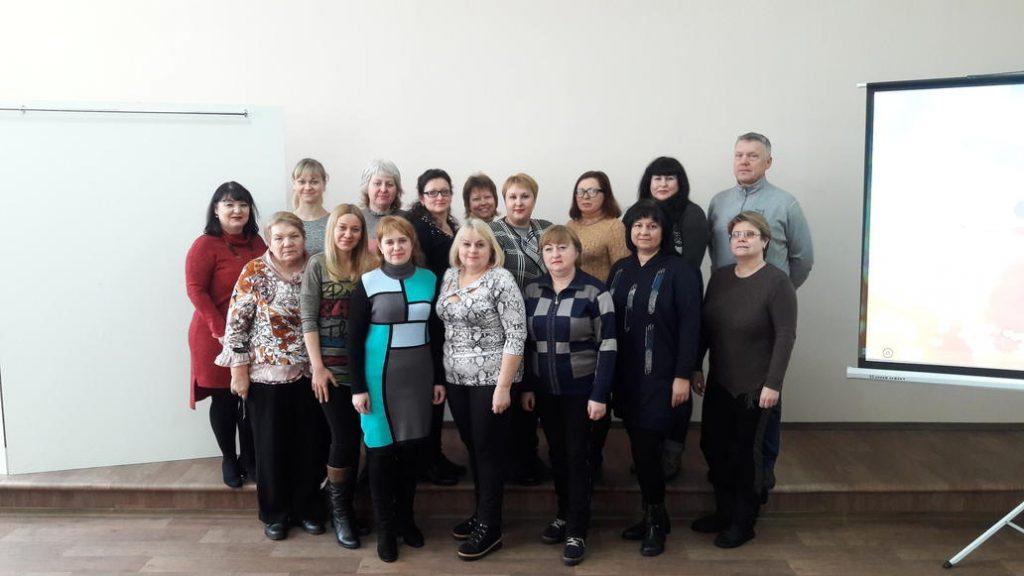 Засідання методичного об'єднання керівників гуртків образотворчого та декоративно-ужиткового мистецтва