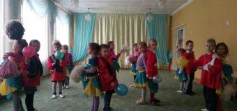 Ми – веселі, спортивні, танцювальні!