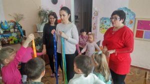 ДНЗ №3, м. Слов'янськ, виховний захід на тему- «Український віночок»