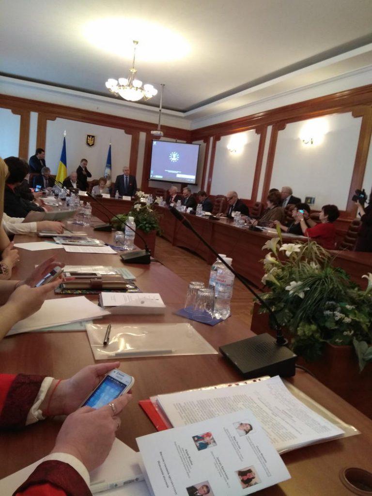 Міністр освіти і науки України - Л.М. Гриневич