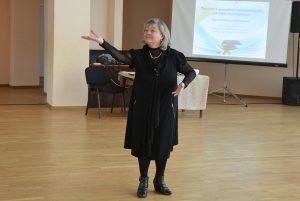 Обласний навчально-методичний семінар-практикуму методистів, м. Маріуполь