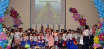 Гала-концерт переможців обласного конкурсу-огляду дитячої художньої творчості «Дерзайте, ви талановиті»