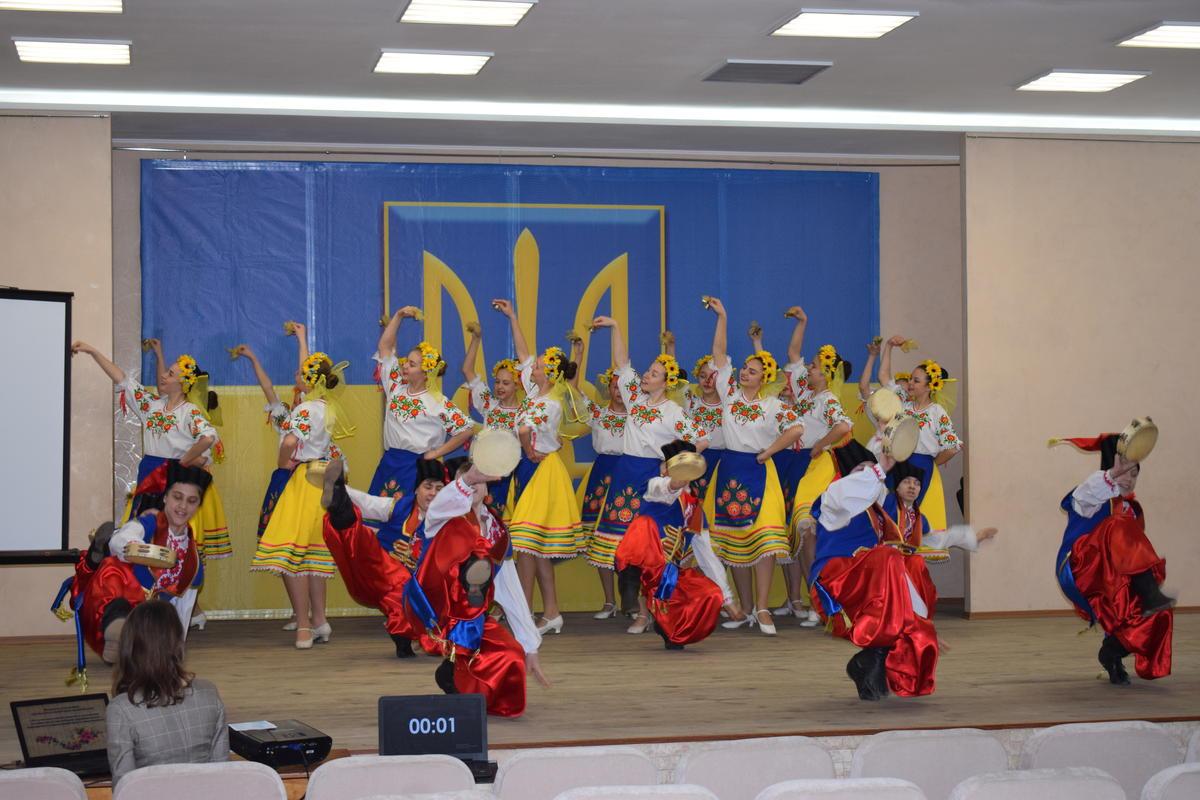 Обласний семінар-практикум з хореографії м. Покровськ