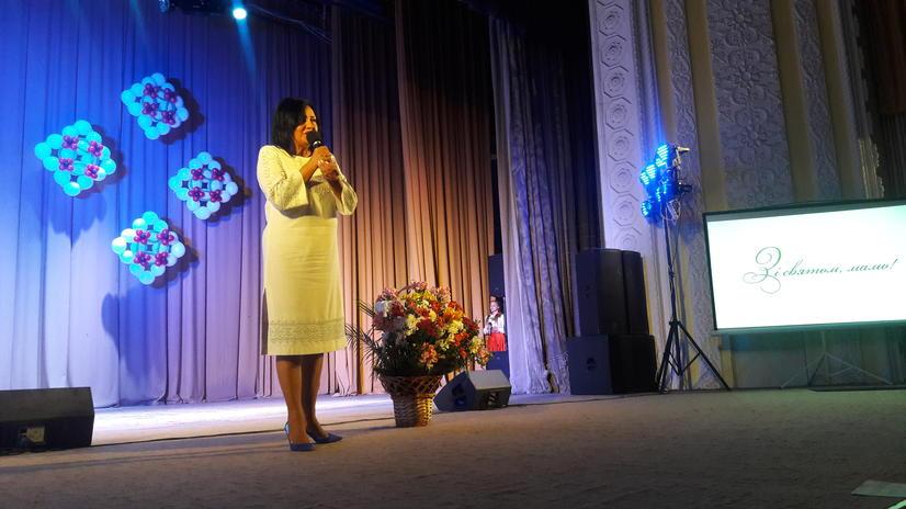 Святковий концерт до Дня Матері Оксенчук Н.В.