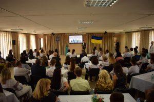 Нагородження переможців Всеукраїнських учнівських олімпіад