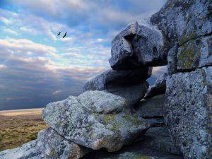 Небо і каміння Пейзаж Головачова Єлизавета 14 р