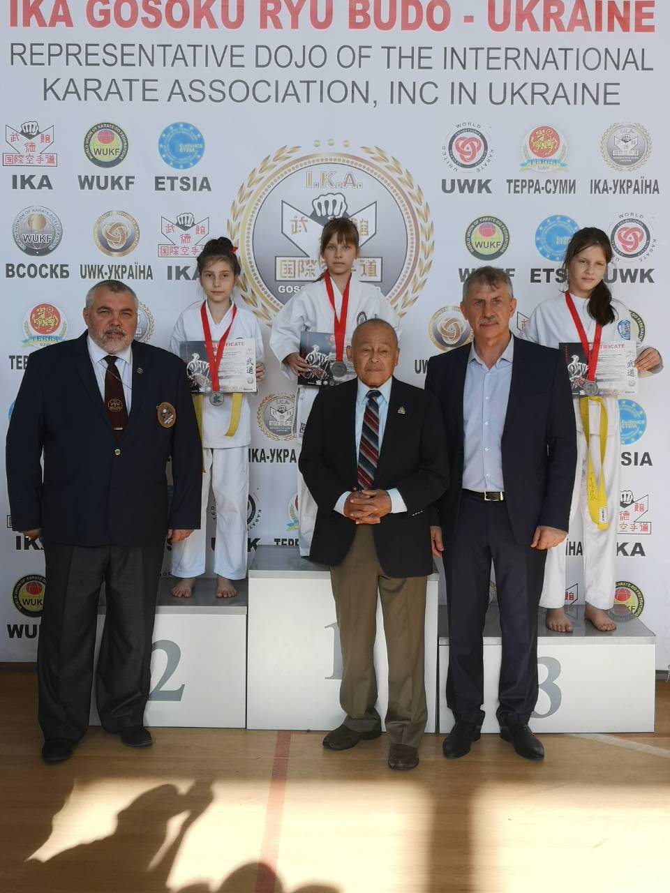 6th SOKE KUBOTA EURO CUP