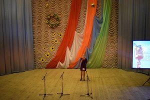 Обласний відкритий фестиваль української пісні «З Україною в серці!»