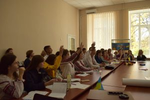 Щорічний збір лідерів учнівського самоврядування