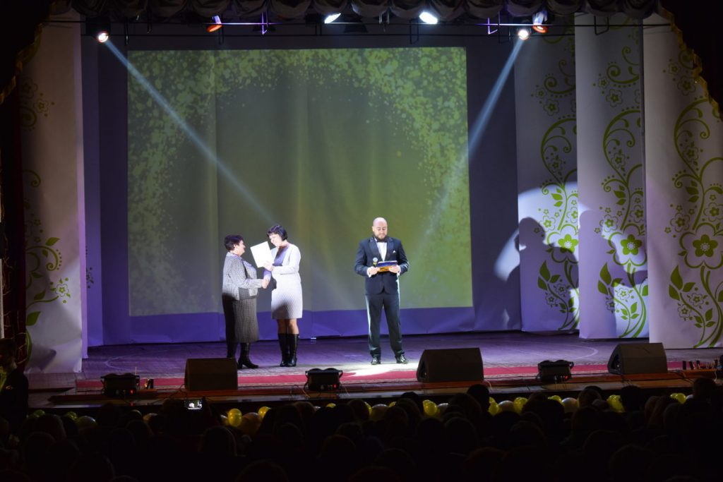 00 років позашкілля в Україні (Доброілля) - нагородження